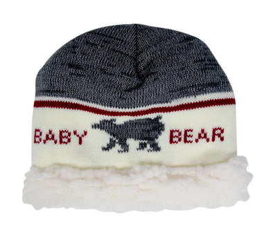 Baby Bear Beanie - Little Moose and Bear Company