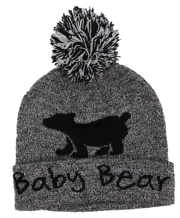 Baby Bear Toque - Little Moose and Bear Company