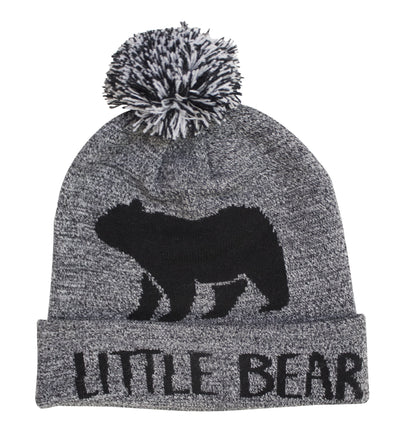 Little Bear Toque - Little Moose and Bear Company