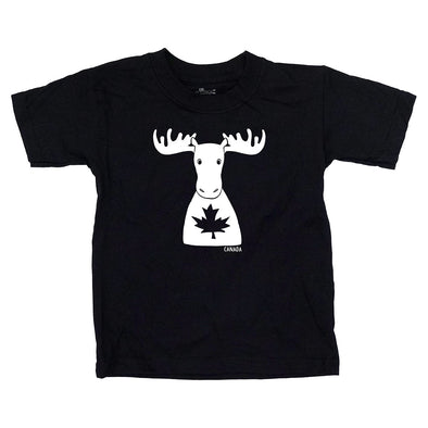 Griff the Moose Kids Tee