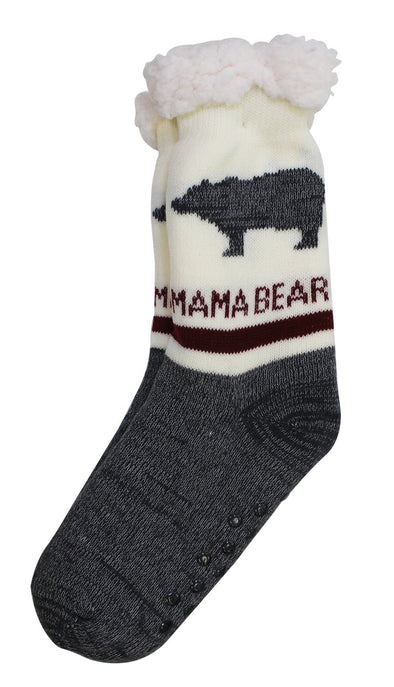 Mama Bear Socks - Little Moose and Bear Company