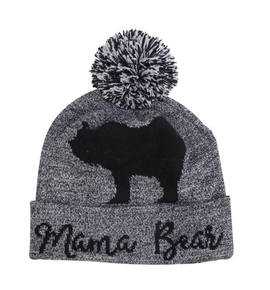 Mama Bear Toque - Little Moose and Bear Company