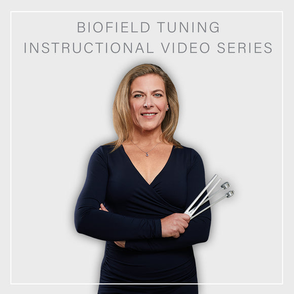 Biofield Tuning Instructional Video (2019)