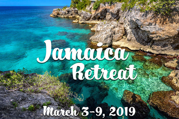 Teacher Tuition - Biofield Tuning Retreat - Negril, Jamaica - March 3-9, 2019