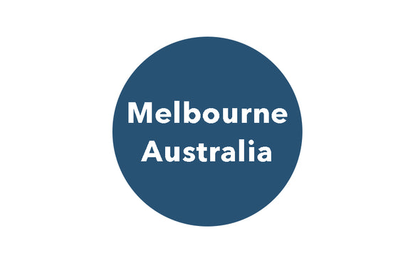 Foundations Class - Melbourne, Australia - February 16-18, 2019