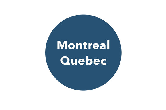 Foundations Class - Montreal, Quebec | June 15-17, 2020