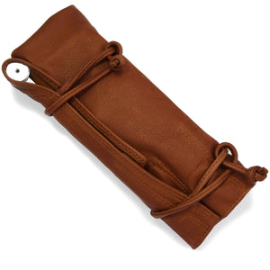Leather Tuning Fork Roll-Up