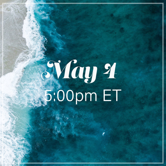 May 4, 2020 | 5:00pm ET