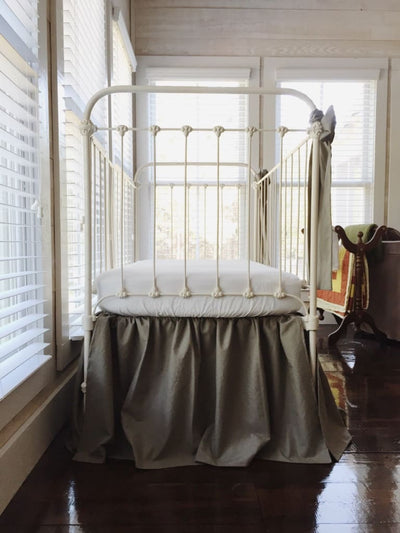 Elephant | Farmhouse Crib Bedding Set