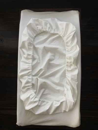 White | Changing Pad Cover