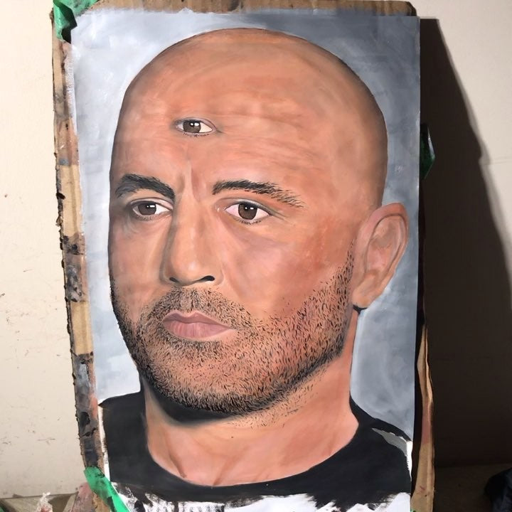 Oil Painting Portrait 11x17