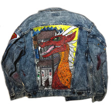Denim - Dragon (L)