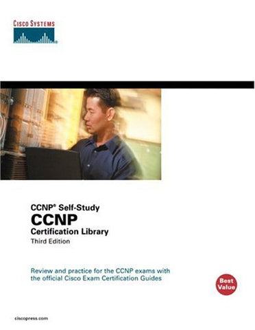CCNP Certification Library (CCNP Self-Study 642-801, 642-811, 642-821, 642-831) (3rd Edition) (CCNP study guides)