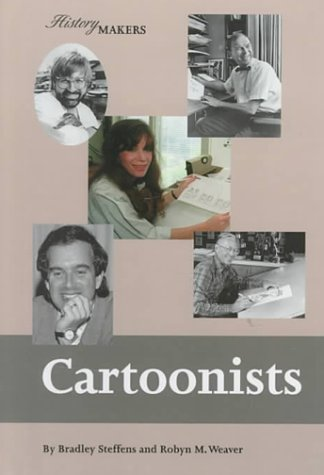 Cartoonists (History Makers (Lucent))