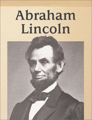Abraham Lincoln (Raintree Biographies)