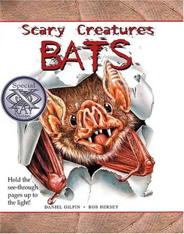 Bats (Scary Creatures)