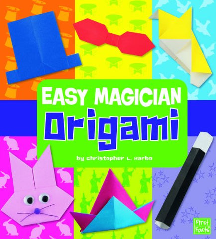 Easy Magician Origami (Easy Origami)