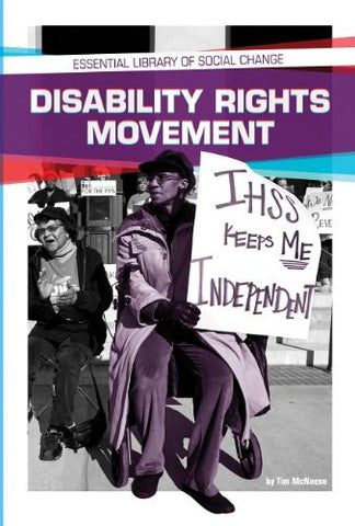 Disability Rights Movement (Essential Library of Social Change)