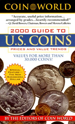Coin World Guide 2000: A Guide to U.S. Coins, Prices and Value Trends (Coin World Guide to U.S. Coins, 2000)