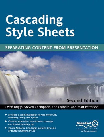 Cascading Style Sheets: Separating Content from Presentation, Second Edition