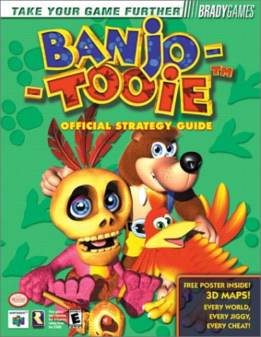 Banjo-Tooie Official Strategy Guide (Video Game Books)