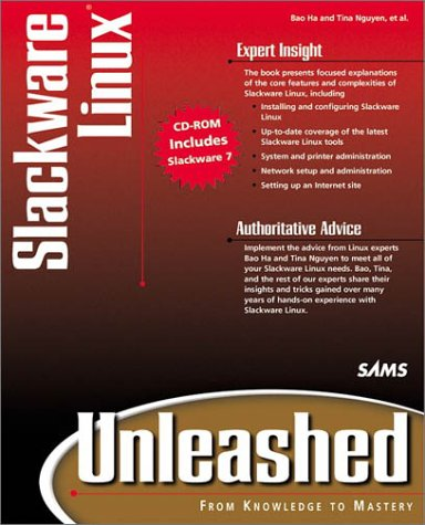 Slackware Linux Unleashed (Unleashed)