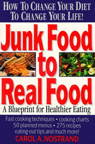 Junk Food to Real Food: A Blueprint for Healthier Eating