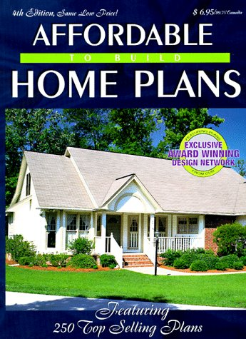 Affordable to Build Home Plans