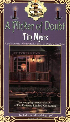 A Flicker of Doubt (Candlemaking Mysteries, No. 4)