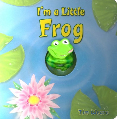 I'm a Little Frog (Finger-Puppet Pal)