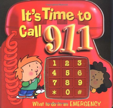 It's Time to Call 911: What to Do in an Emergency