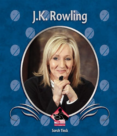J.K. Rowling (First Biographies (Abdo))