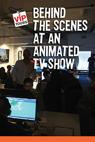Behind the Scenes at an Animated TV Show (VIP Tours)