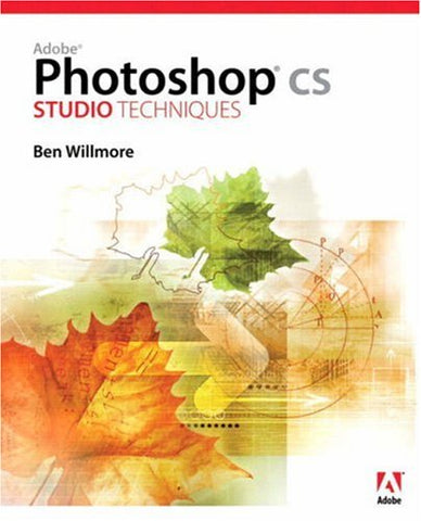 Adobe Photoshop CS Studio Techniques