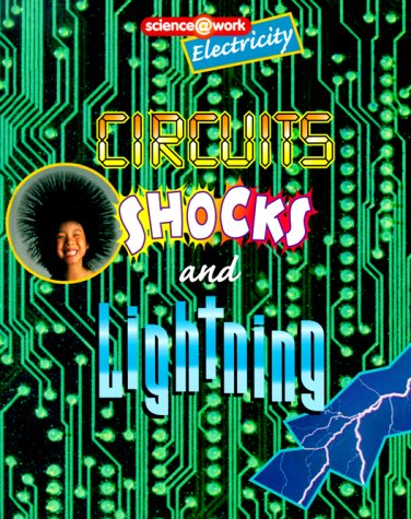 Electricity: Circuits, Shocks, and Lightning (Science @ Work)