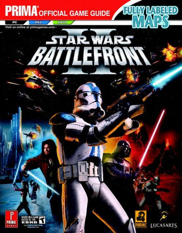Star Wars Battlefront II (Prima Official Game Guide)