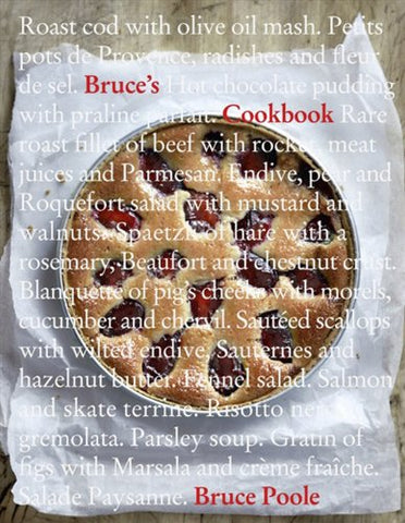 Bruce's Cookbook