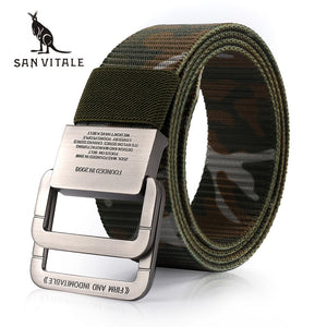 Men's Belt Military Tactical Belt (20 Colors)