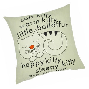 Sheldon's Lullaby Sick Song Pillow