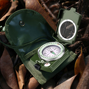 Enkeeo Multifunctional Military Compass