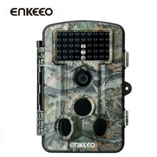 Enkeeo PH730S Trail Camera - Long Range Infrared Night Vision with Time Lapse