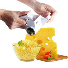 Stainless Steel Rotary Cheese Grater