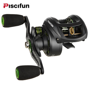 Piscifun Phantom Baitcasting Reel  Carbon Fiber Ultralight