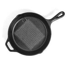 Premium Stainless Steel Chainmail Scrubber For Cast Iron ( 5 Sizes Available )