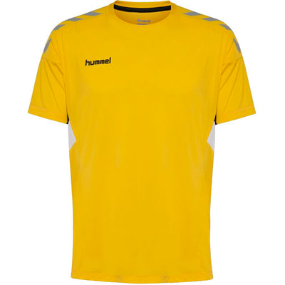 Hummel Tech Move Jersey SS - Sports Yellow