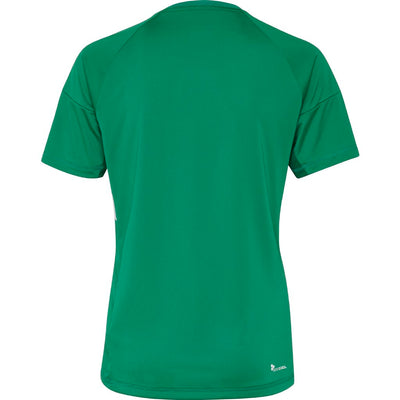 Hummel Tech Move Jersey Woman SS - Sports Green