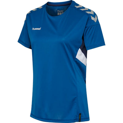 Hummel Tech Move Jersey Woman SS - True Blue