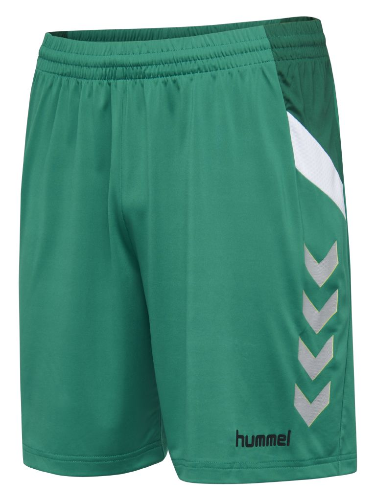 Hummel Tech Move Poly Shorts - Sports Green