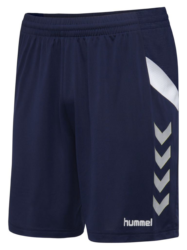 Hummel Tech Move Poly Shorts - Marine