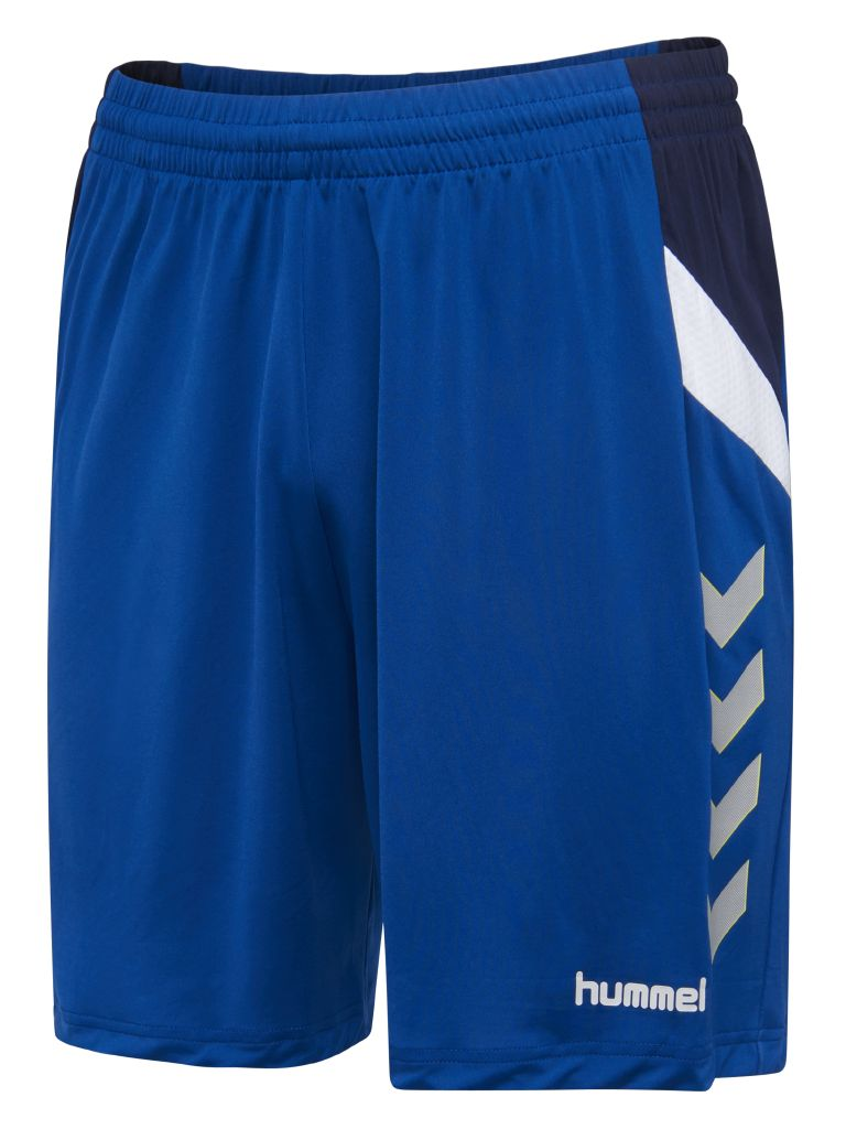 Hummel Tech Move Poly Shorts - True Blue